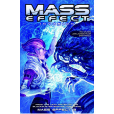 Mass Effect: Invasion [Paperback]