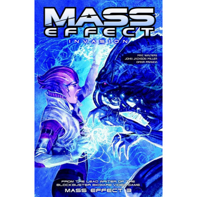 Комикс Dark Horse Mass Effect: Invasion [Paperback]