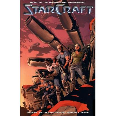 Комикс WildStorm StarCraft Comic [Hardcover]