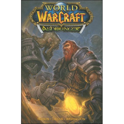 Комикс WildStorm World of Warcraft: Ashbringer [Hardcover]