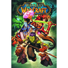 World of Warcraft: Vol.4 [Hardcover]