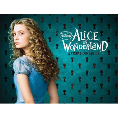 Артбук Disney Disney's Alice in Wonderland: A Visual Companion [Hardcover]
