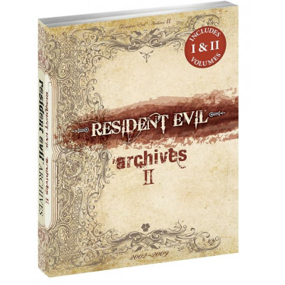 Resident Evil Archives I and II Bundle [Paperback]