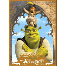 Shrek: The Art of the Quest [Hardcover]