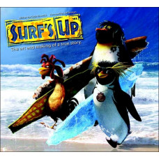 Surfs Up: The Art and Making of a True Story [Hardcover]