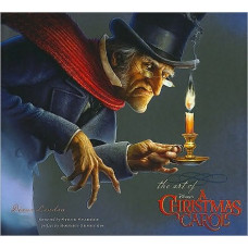 The Art of A Christmas Carol [Hardcover]