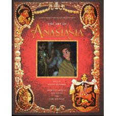 The Art of Anastasia: A Twentieth Century Fox Presentation [Hardcover]