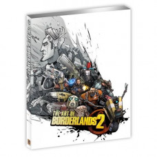 The Art of Borderlands 2 [Paperback]