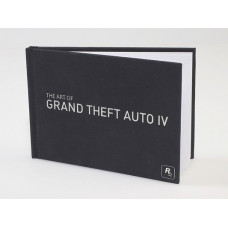 The Art of Grand Theft Auto IV [Hardcover]