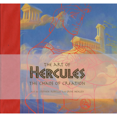 The Art of Hercules: The Chaos of Creation [Hardcover]