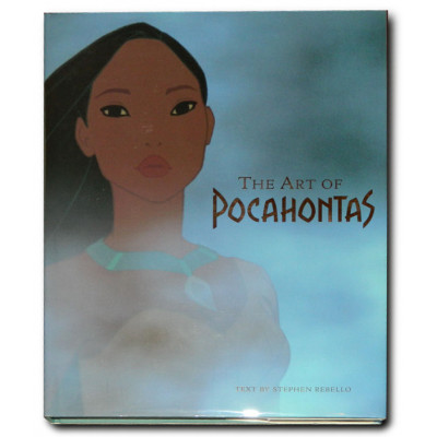 The Art of Pocahontas [Hardcover]