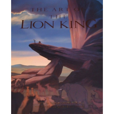 The Art of The Lion King [Hardcover]