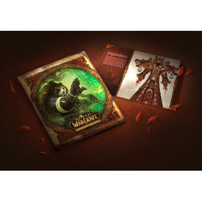 The Art of World of Warcraft Mists of Pandaria [Hardcover]