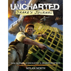 Drake's Journal Inside the Making of Uncharted 3 [Paperback]