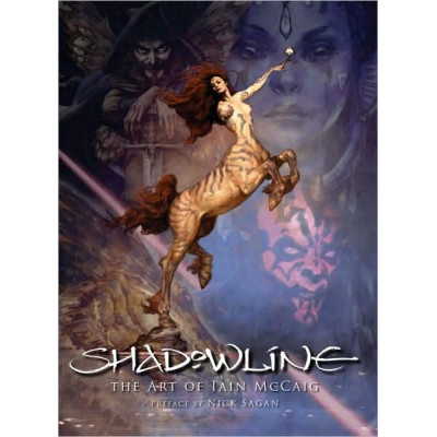 Shadowline: The Art of Iain McCaig [Hardcover]