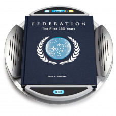 Star Trek Federation: The First 150 Years [Hardcover]