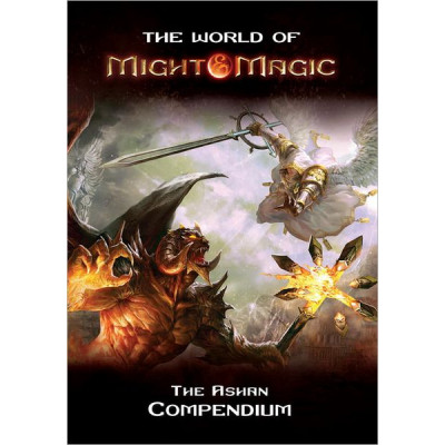 The World of Might and Magic: The Ashan Compendium [Hardcover]