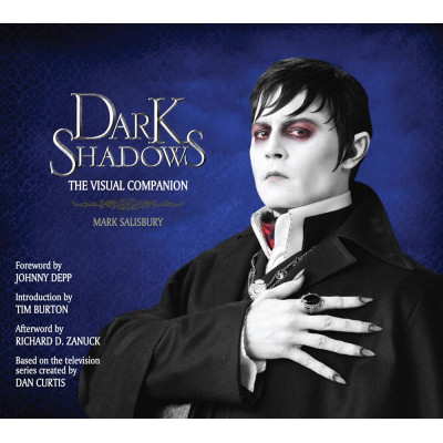 Артбук Titan Books Dark Shadows: The Visual Companion [Hardcover]