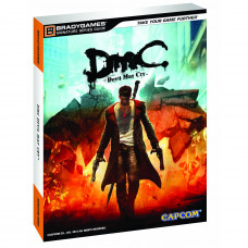 DmC: Devil May Cry Official Strategy Guide [Paperback]