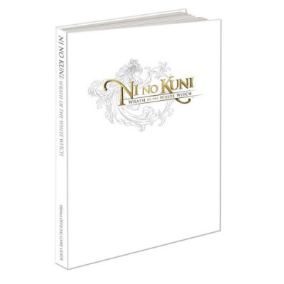 Ni No Kuni: Wrath of the White Witch: Prima Official Game Guide [Hardcover]