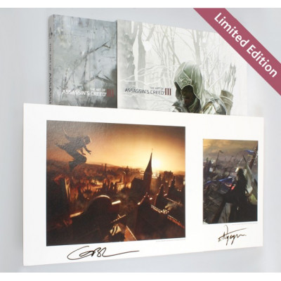 The Art of Assassin's Creed III Limited Edition [Hardcover]