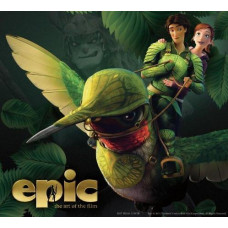The Art of Epic [Hardcover]