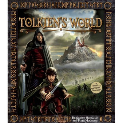 Книга Insight Editions Tolkien's World: A Guide to the Peoples and Places of Middle-Earth [Hardcover]
