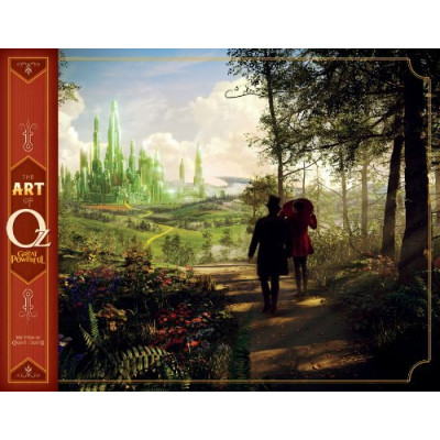Артбук Disney The Art of Oz The Great and Powerful [Paperback]