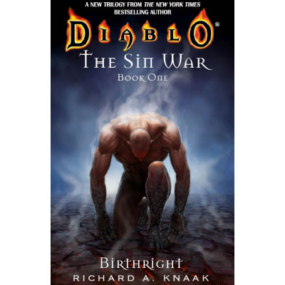 Diablo: The Sin War, Book 1 Birthright [Paperback]