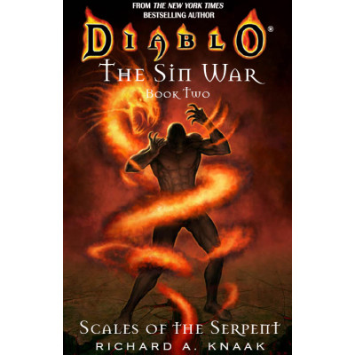 Книга Simon & Schuster Diablo: The Sin War, Book 2 Scales of the Serpent [Paperback]