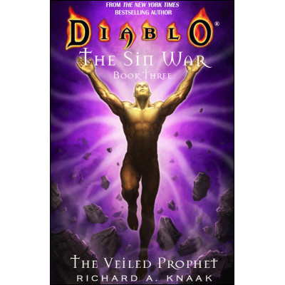 Книга Simon & Schuster Diablo: The Sin War, Book 3 The Veiled Prophet [Mass Market]