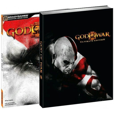 Руководство по игре BradyGames God of War III Signature Series Strategy Guide [Hardcover,Paperback]