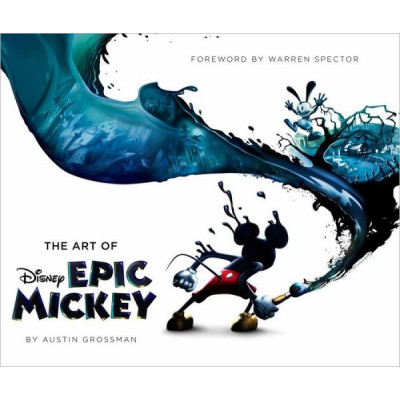 The Art of Epic Mickey [Hardcover]