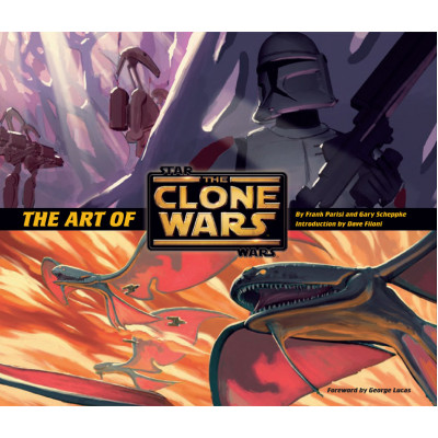 The Art of Star Wars: The Clone Wars [Hardcover]