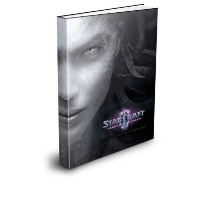 StarCraft II: Heart of the Swarm Collector's Edition Strategy Guide [Hardcover]