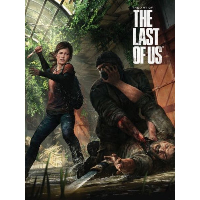 The Art of The Last of Us [Hardcover]