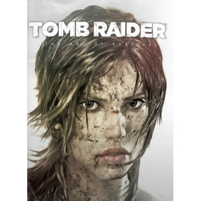 Tomb Raider: The Art of Survival [Paperback]