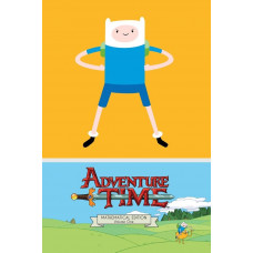 Adventure Time Vol. 1 Mathematical Ed. [Hardcover]