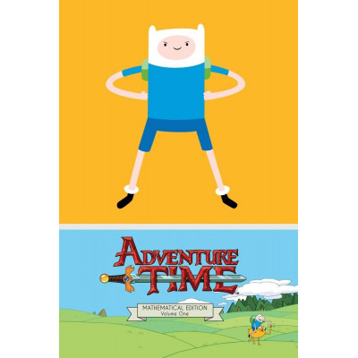 Adventure time BOOM! Studios Vol. 1 Mathematical Ed. [Hardcover]