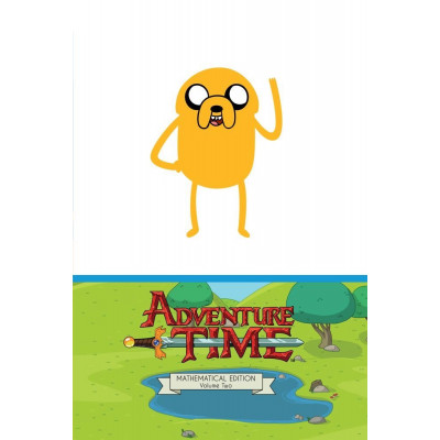 Adventure time BOOM! Studios Vol. 2 Mathematical Ed [Hardcover]