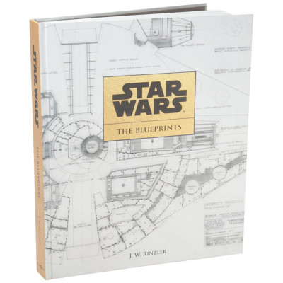 Star Wars: The Blue Prints [Hardcover]