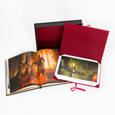 Dragon Age: The World of Thedas Vol 1. Exclusive Edition BioWare Store [Hardcover]