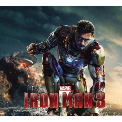 Marvel's Iron Man 3: The Art of the Movie Slipcase [Hardcover]