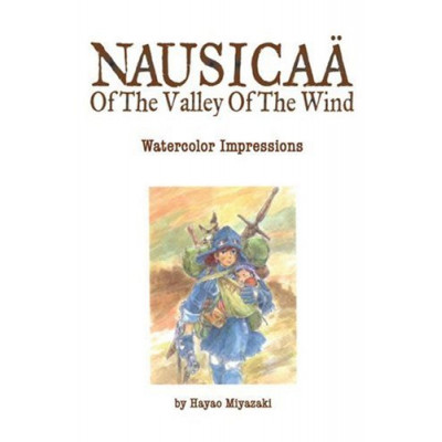 Nausicaä of the Valley of the Wind: Watercolor Impressions [Hardcover]
