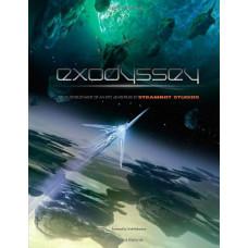 Exodyssey: Visual Development of an Epic Adventure [Paperback,Hardcover]