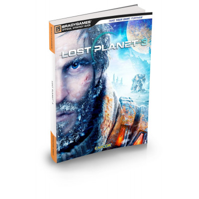 Руководство по игре BradyGames Lost Planet 3 Official Strategy Guide [Paperback]