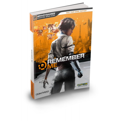 Руководство по игре BradyGames Remember Me Signature Series Strategy Guide [Paperback]