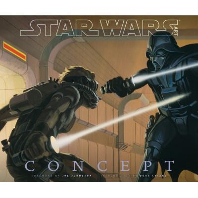 Артбук Abrams Star Wars Art: Concept [Hardcover]