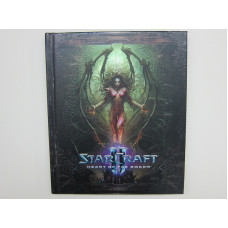 Starcraft II: Heart of the Swarm Collector's Artbook [Hardcover]