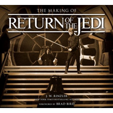 The Making of Star Wars: Return of the Jedi [Hardcover]